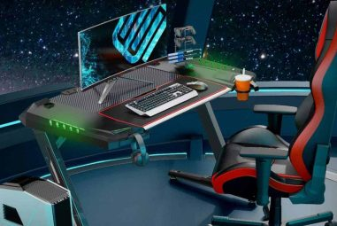 8 Best Gaming Desks with LED Lights For an Immersive Gaming Experience