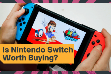 Is Nintendo switch worth buying in 2021?