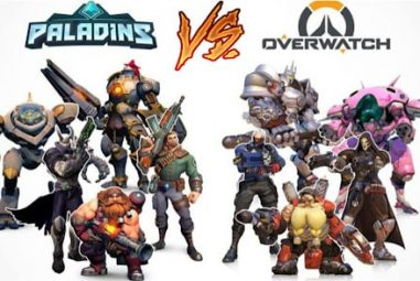 Overwatch Vs Paladins – Which is One Better?