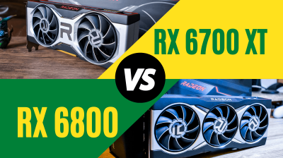 RX 6700 XT VS RX 6800 – Comparison