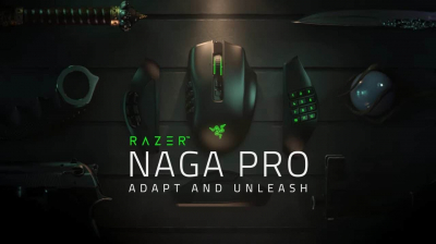 The Razer Naga Pro Review – MMO King!