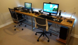 Top 8 Best Two Person Desks for Home Office Use 2021