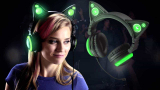 Top 10 Best Cat Ear Headphones for Cute Gamer Girls 2021